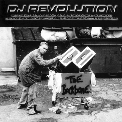DJ Revolution - The Backbone