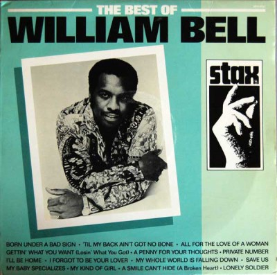 William Bell - The Best Of William Bell