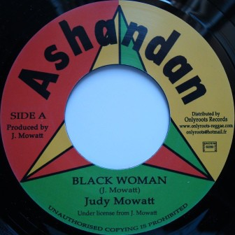 Judy Mowatt - Black Woman / Black Beauty