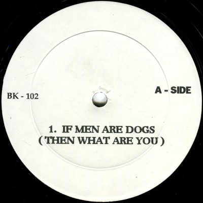 Phife Dawg - If Men Are Dogs (Then What Are You) / Brooklyn Queens Allstars
