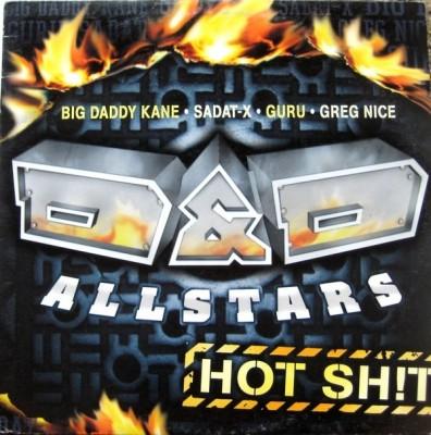 D&D All-Stars - Hot Shit