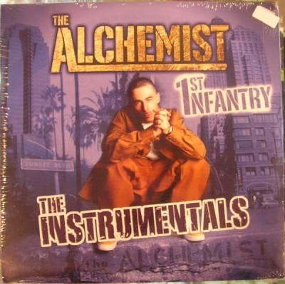 Alchemist - 1st Infantry (The Instrumentals)