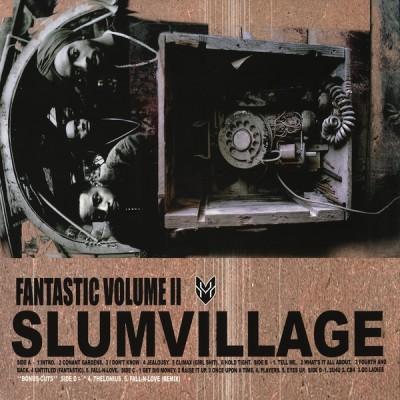Slum Village - Fantastic, Vol. 2