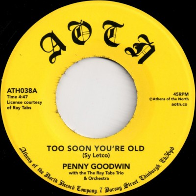 Penny Goodwin - Too Soon You're Old