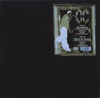 O.C. - WordPlay / Soul To Keep