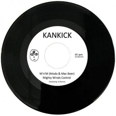 Kan Kick - M'n'M / Mighty Winds Control / Trees'n'Sunshine / Prütt