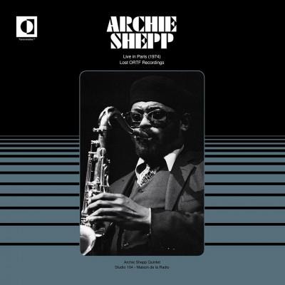 Archie Shepp - Live In Paris (1974) (Lost ORTF Recordings)