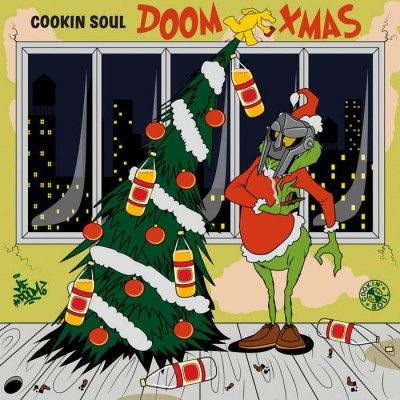 MF Doom x Cookin Soul - Doom Xmas