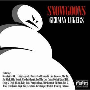 Snowgoons - German Lugers (Snowflake Blue Clear Version)
