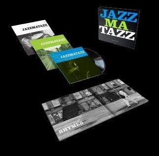 Guru - Jazzmatazz Volume 1 - 25th Anniversary Deluxe Edition
