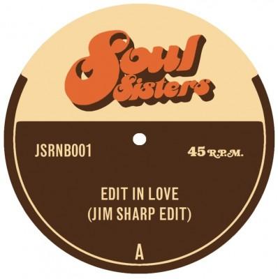 Jim Sharp - Edit In Love / Remind Me