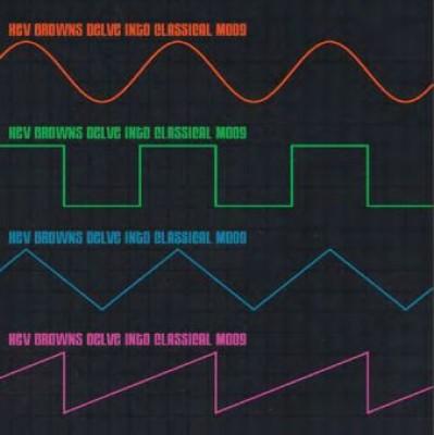 Kev Brown - Kev Brown's Delve Into Classical Moog