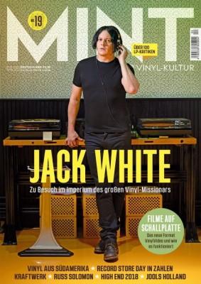 Mint - Magazin für Vinyl-Kultur - #19