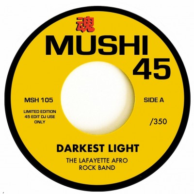 Lafayette Afro Rock Band / Outlaw Blues Band - Darkest Light / Deep Gully