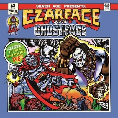 Czarface (Inspectah Deck&7L&Esoteric) - Czarface Meets Ghostface