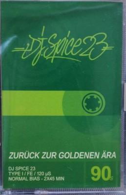 DJ Spice23 - Zurück Zur Goldenen Ära