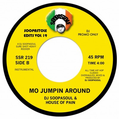 DJ Soopasoul & House Of Pain - Mo Jumpin Around