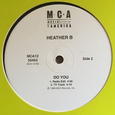 Heather B. - Do You