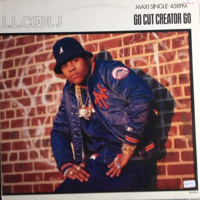 LL Cool J - Go Cut Creator Go