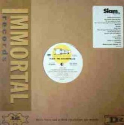 Various - Slam - The Soundtrack (Promo Sampler)
