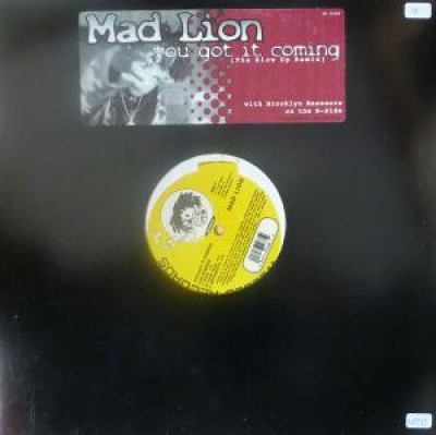 Mad Lion - You Got It Coming (The Remixes) / Brooklyn Massacre
