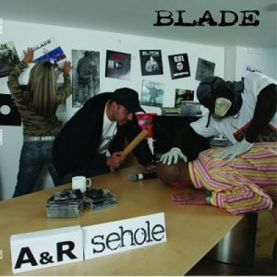 Blade - A&Rsehole
