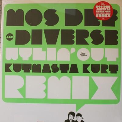 Mos Def - Wylin' Out (Kut Masta Kurt Remix)