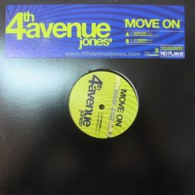 4th Avenue Jones - Move On