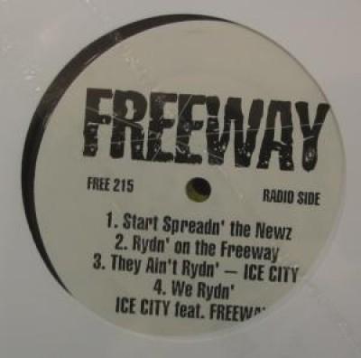 Various - Start Spreadn' The News/ Rydn' On The Freeway/ They Ain't Rydn'/ We Rydn'
