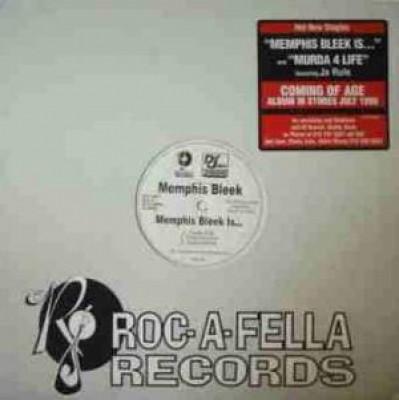 Memphis Bleek - Memphis Bleek Is... / Murda 4 Life