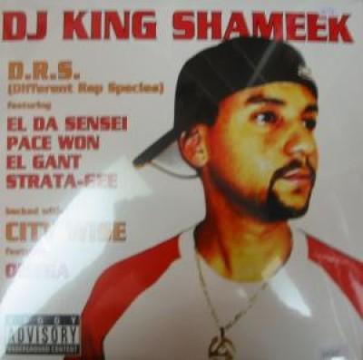 King Shameek - D.R.S. (Different Rap Species) / City Wise