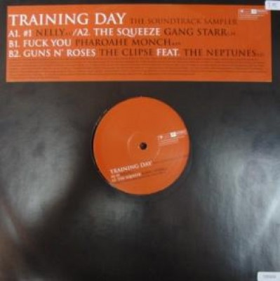 Various - Training Day (The Soundtrack Sampler)