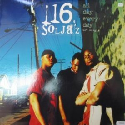 116 Soljaz - All Day Everyday