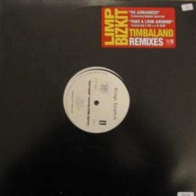 Limp Bizkit - Rearranged / Take A Look Around (Timbaland Remixes)
