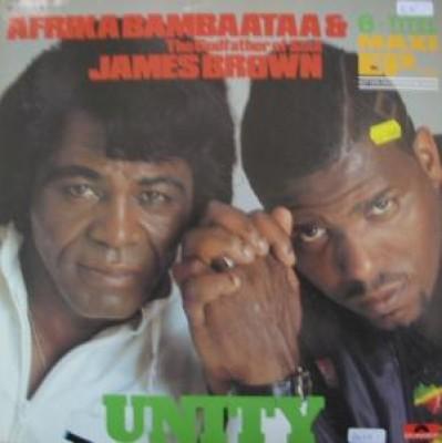 Afrika Bambaataa - Unity