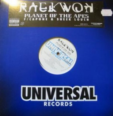 Raekwon - Planet Of The Apes