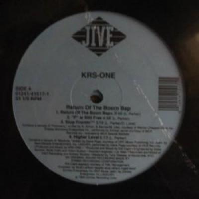 KRS-One - Return Of The Boom Bap