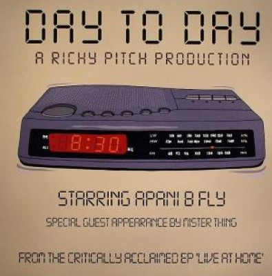 Richy Pitch - Day To Day
