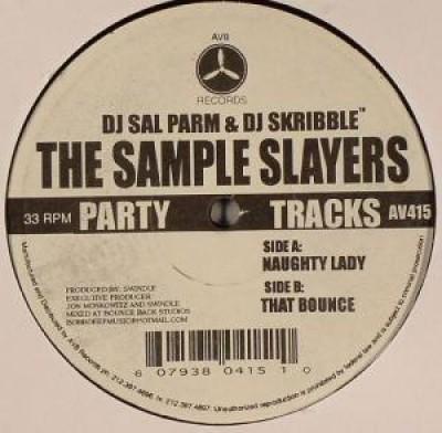 Sal Parm - The Sample Slayers
