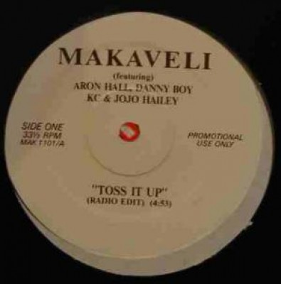 Makaveli - Toss It Up (feat. Aron Hall, Danny Boy, ..)