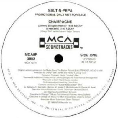 Salt 'N' Pepa - Champagne