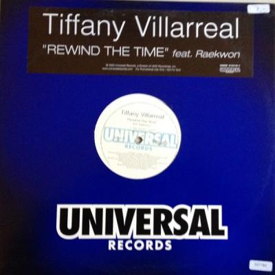 Tiffany Villarreal - Rewind The Time
