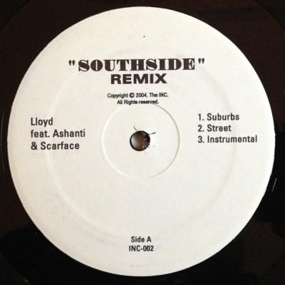 Lloyd Polite - Southside Remix / Ride Wit Me