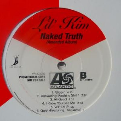 Lil' Kim - The Naked Truth