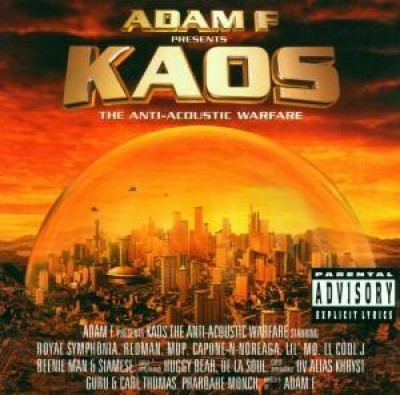 Adam F - Kaos: The Anti-Acoustic Warfare