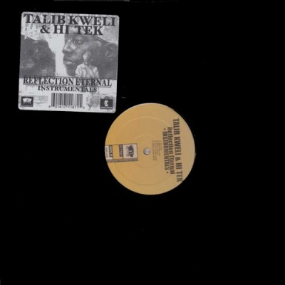 Talib Kweli & Hi Tek : Reflection Eternal ‎- Train Of Thought (Instrumentals)