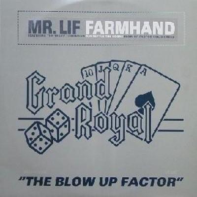 Mr. Lif - Farmhand
