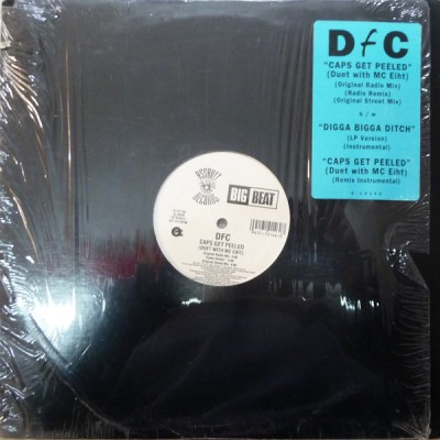 DFC - Caps Get Peeled