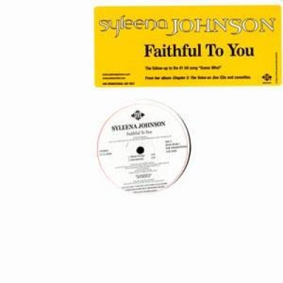 Syleena Johnson - Faithful To You