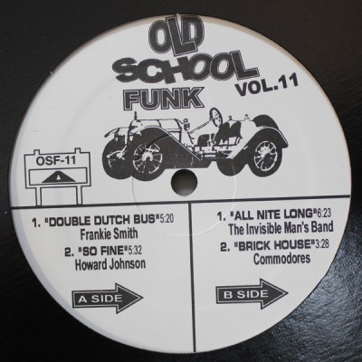 Various - Old School Funk Vol. 11